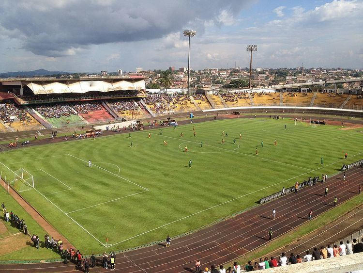 1996 African Championships in Athletics