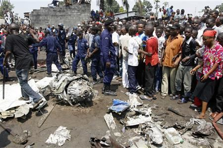 1996 Air Africa crash Congo transport minister sacked after air crash Reuters