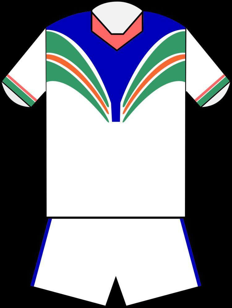 1996 Auckland Warriors season