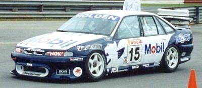 1996 Australian Touring Car season