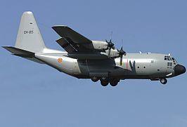 1996 Belgian Air Force Hercules accident Herculesramp Wikipedia