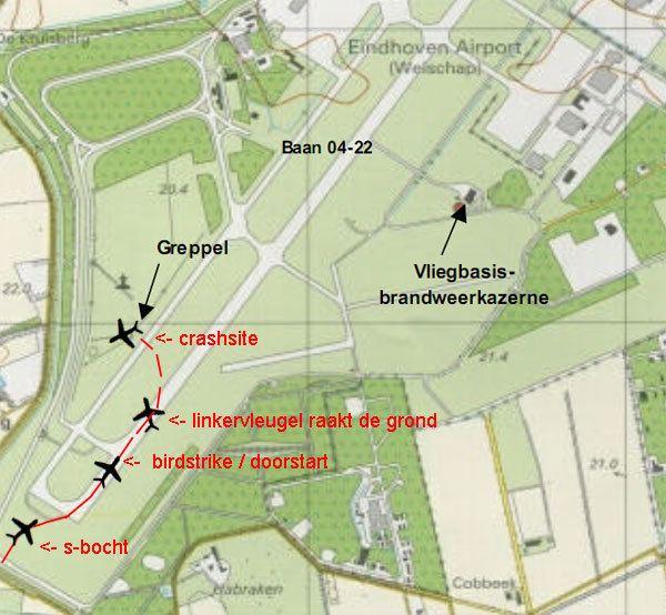 1996 Belgian Air Force Hercules accident Zwaailichtenorg Hercules ramp Eindhoven