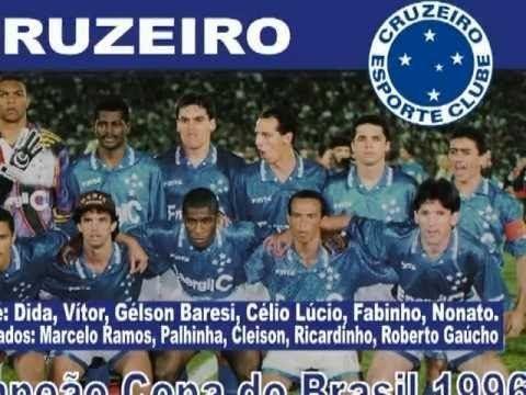 1996 Copa do Brasil Palmeiras 1x2 Cruzeiro 1996 Copa do Brasil 1996 Final CRUZEIRO