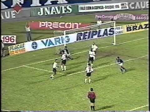 1996 Copa do Brasil Cruzeiro 4x0 Corinthians 1996 Copa do Brasil 1996 Quartas de