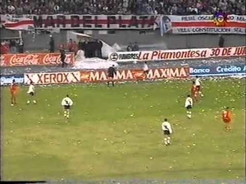 1996 Copa Libertadores Copa Libertadores 1996 FINAL River Plate x Amrica de Cali 2