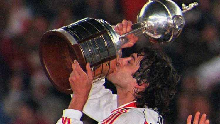 1996 Copa Libertadores River campen Copa Libertadores 1996 Goalcom