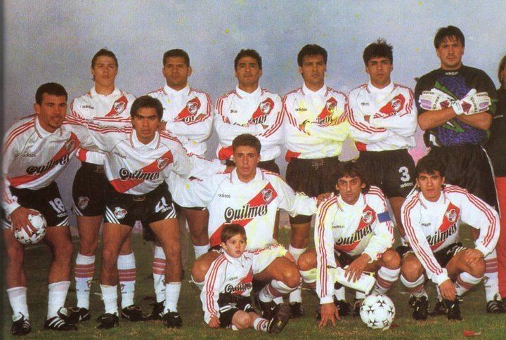 1996 Copa Libertadores Un 26 de junio como hoy River sala campen de la Copa Libertadores