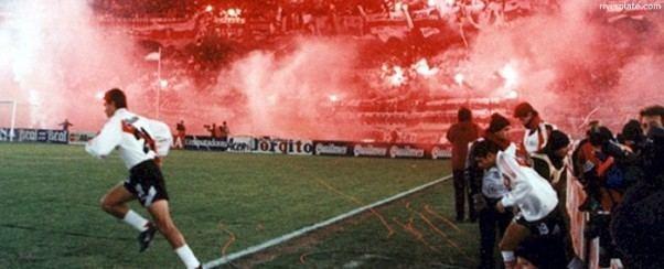 1996 Copa Libertadores Video A 15 aos de River campen de la Copa Libertadores 1996