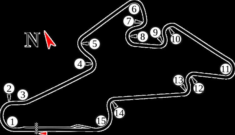 1996 Czech Republic motorcycle Grand Prix