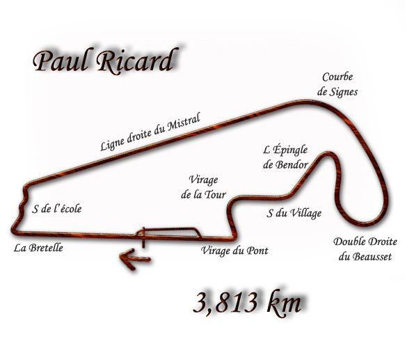 1996 French motorcycle Grand Prix