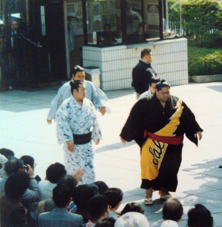 1996 in sumo