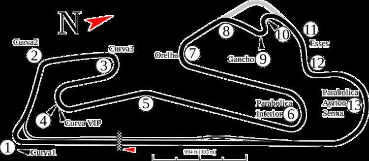 1996 ITC Estoril round