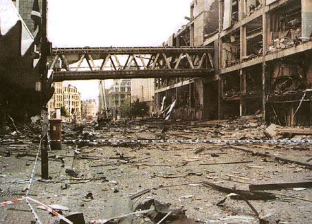 1996 Manchester bombing Manchester 15th June 1996 The 1996 Manchester bombing was Flickr