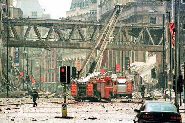 1996 Manchester bombing Manchester bomb to be subject of threepart BBC TV drama