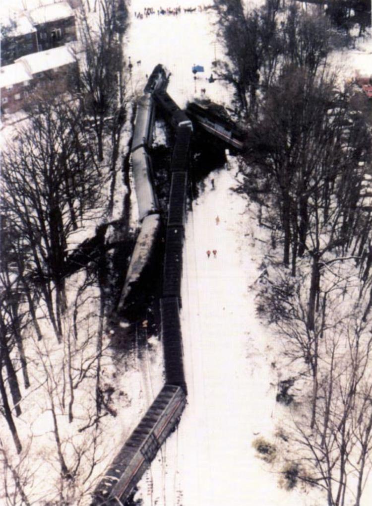 1996 Maryland train collision