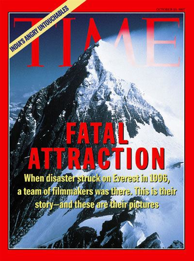 1996 Mount Everest disaster 199639s Everest Disaster Reliving the Mountain39s Greatest Tragedy