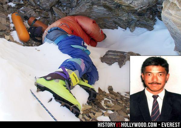 1996 Mount Everest disaster Everest Movie vs True Story of 1996 Mount Everest Disaster