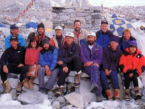 1996 Mount Everest disaster Don39t be fooled by disaster porn Mark Horrell