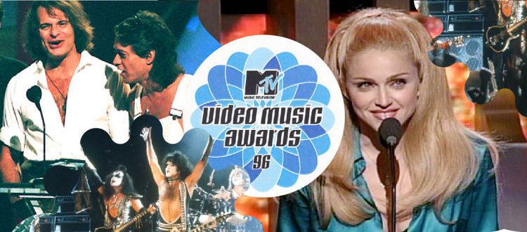 1996 MTV Video Music Awards VMA 1996 MTV Video Music Awards MTV