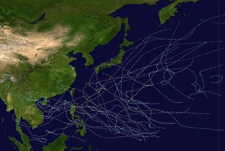 1996 Pacific typhoon season