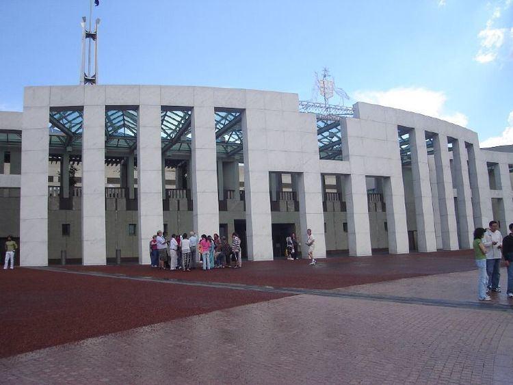 1996 Parliament House riot