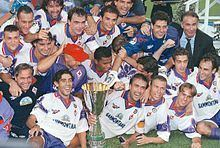 1996 Supercoppa Italiana uploadwikimediaorgwikipediaitthumb44eACFi