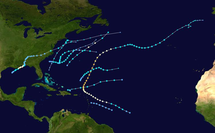 1997 Atlantic hurricane season