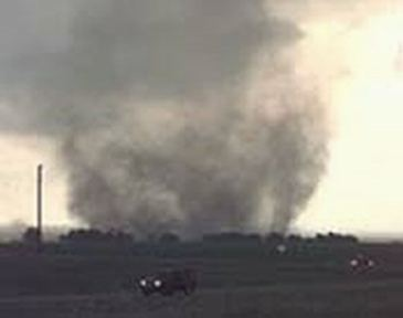 1997 Central Texas tornado outbreak Aftermath of the 1997 Jarrell Tornado The Most Intense Tornado
