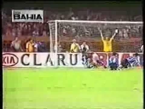 1997 Copa do Brasil Romrio vs Grmio Final copa do Brasil 1997 Maracan YouTube