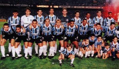 1997 Copa do Brasil Copa do Brasil 1997 Final Grmio 0 x 0 Flamengo