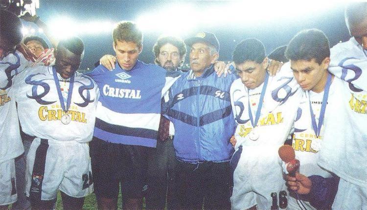 1997 Copa Libertadores Sporting Cristal Hace 18 aos cay en la final de Copa Libertadores