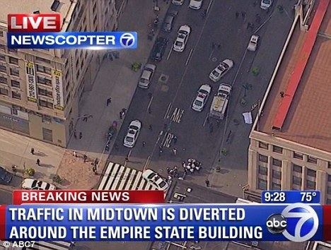 1997 Empire State Building shooting Twilight Language Empire State Building Shooting