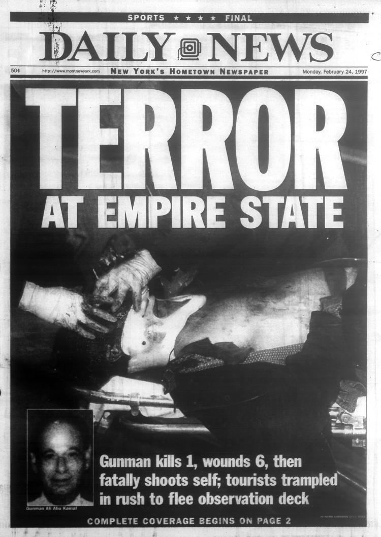 1997 Empire State Building shooting assetsnydailynewscompolopolyfs1211157814236