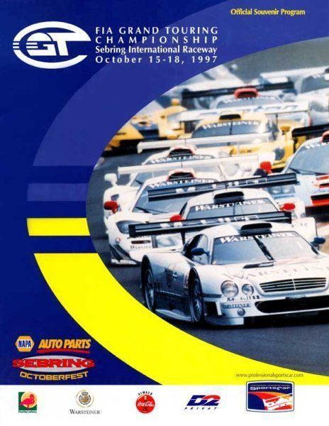 1997 FIA GT Championship FIA GT Championship Championships Racing Sports Cars
