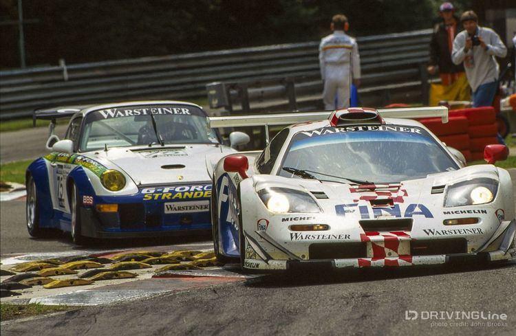 1997 FIA GT Championship The SuperCar39s SuperCar Part Four DrivingLine