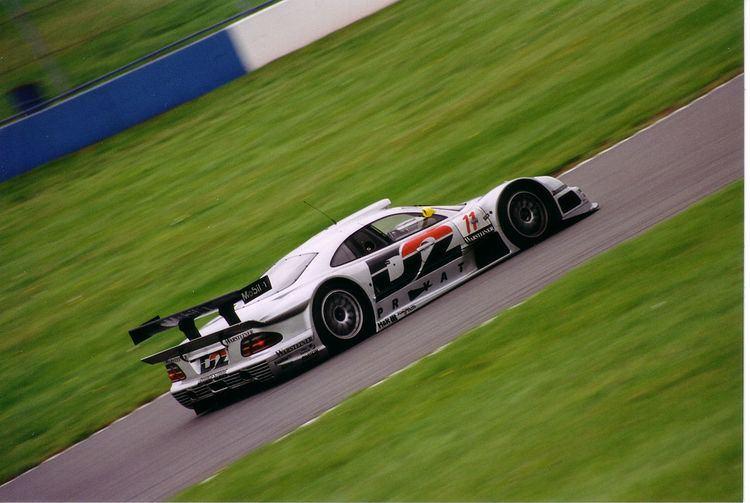 1997 FIA GT Donington 4 Hours