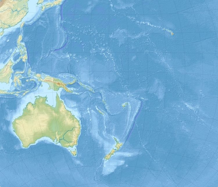 1997 Fiji-Tonga earthquake