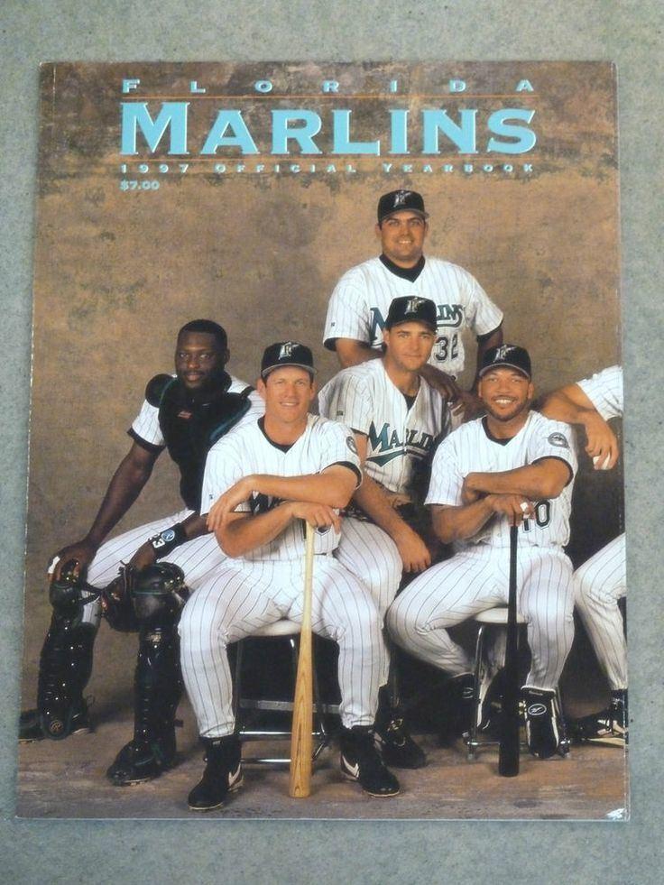 1997 Florida Marlins season 1000 images about MARLINSOldAnNew Logo on Pinterest