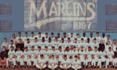 1997 Florida Marlins season Florida Marlins Pictures 1993 Present