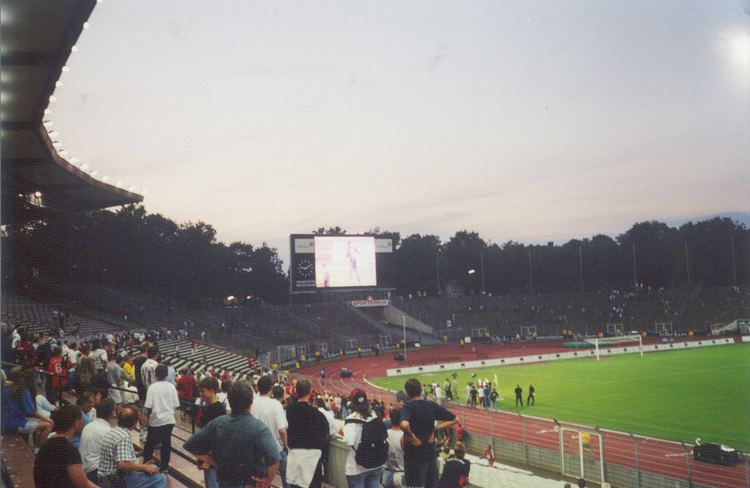 1997 German Athletics Championships