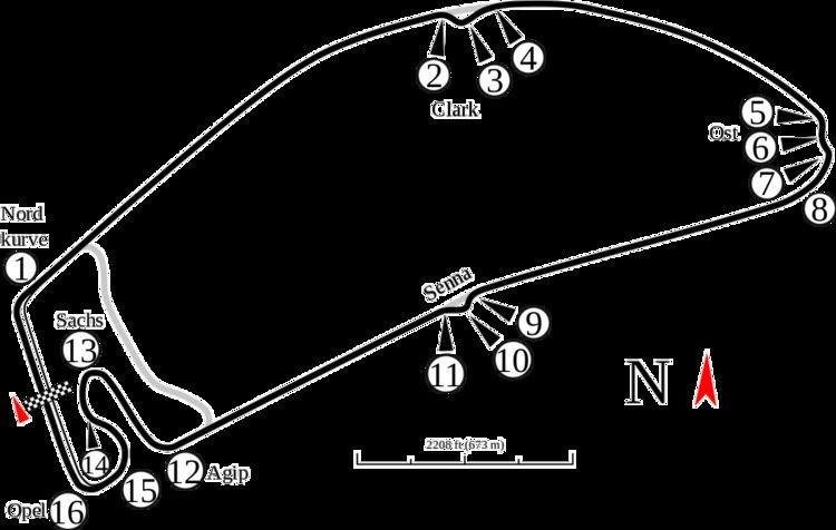 1997 German Grand Prix