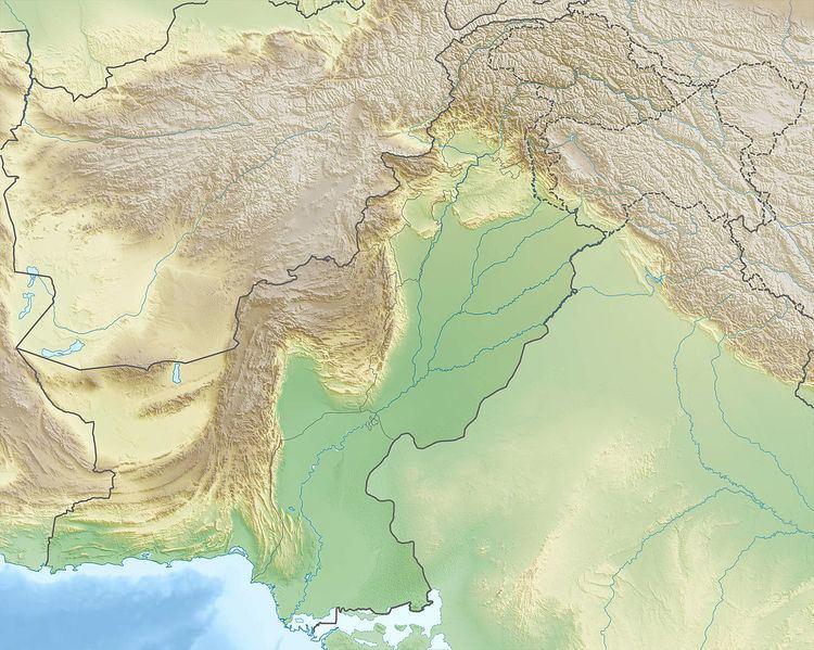 1997 Harnai earthquake