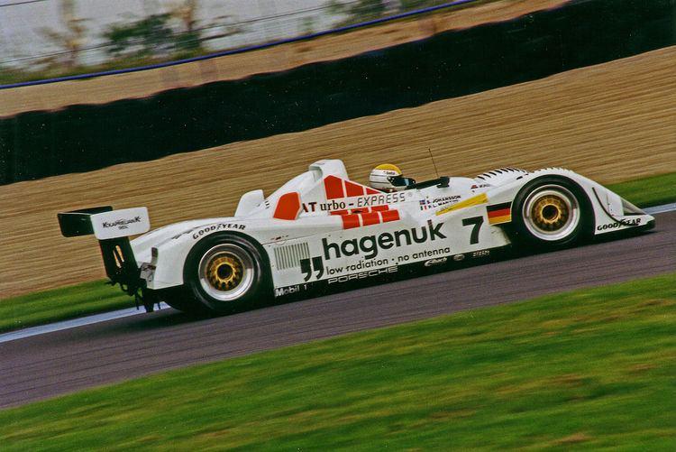 1997 International Sports Racing Series Donington