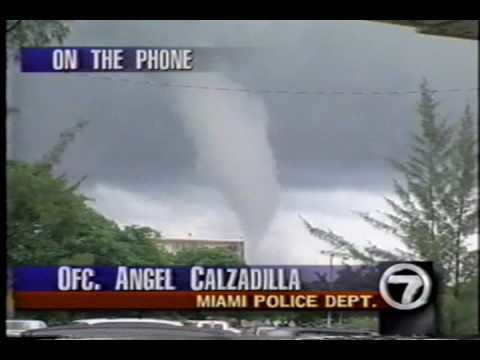 1997 Miami tornado Great Miami Tornado of May 1997 Part2 YouTube