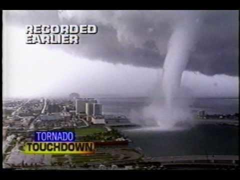 1997 Miami tornado Great Miami Tornado of May 1997 Part1 YouTube