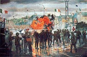 1997 nationalist riots in Northern Ireland httpsuploadwikimediaorgwikipediaenthumbd