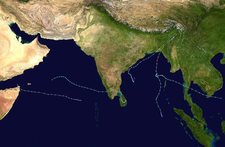 1997 North Indian Ocean cyclone season