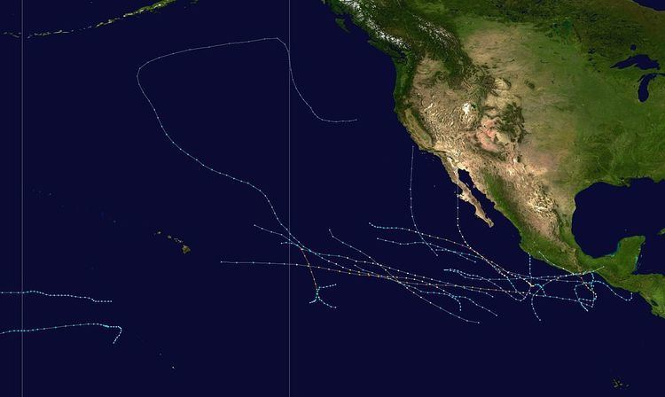 1997 Pacific hurricane season