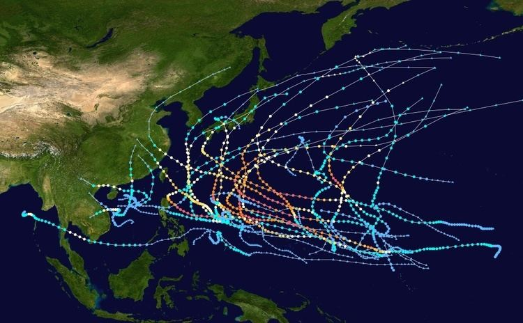 1997 Pacific typhoon season