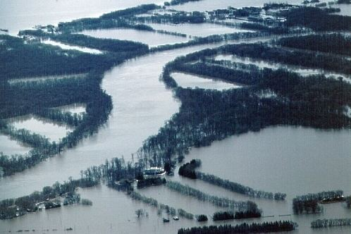 1997 Red River flood Weather Events The 1997 Red River Flood